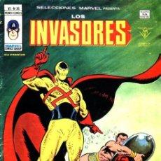Cómics: SELECCIONES MARVEL VOL.1 Nº 36 - VÉRTICE. LOS INVASORES.. Lote 225140003