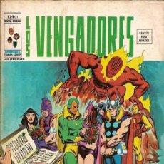 Cómics: LOS VENGADORES VOL.2 Nº 21 - VÉRTICE. Lote 225141320