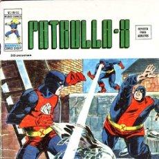 Cómics: LA PATRULLA-X VOL.3 Nº 10 - VÉRTICE.. Lote 225141762