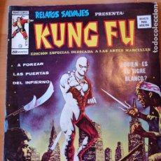 Cómics: RELATOS SALVAJES KUNG FU 18. Lote 225227905