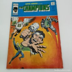 Cómics: MARVEL VERTICE SUPER HEROES MARVEL Nº 76 VOL. 2 THE CHAMPIONS. Lote 225237671
