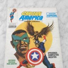 Comics: CAPITAN AMERICA - Nº 11 - EL DESTINO DEL HALCON - ED. VERTICE - 1970 - TACO VOL. 1. Lote 225328425