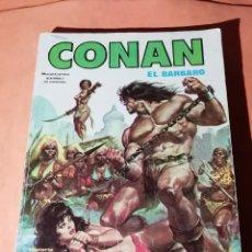 Cómics: CONAN EL BARBARO. MUNDI-COMICS EXTRA 1. CONAN EL BUCANERO. EDICIONES VERTICE. 1980. Lote 225333720