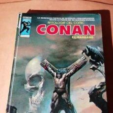 Cómics: CONAN EL BARBARO. ANTOLOGIA DEL COMIC. VOLUMEN 8. MUNDI-COMICS . EDICIONES VERTICE 1975. Lote 225336890
