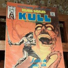Cómics: KULL EL CONQUISTADOR, VOL 1, Nº 71, COMICS VERTICE, ESPECIAL SERIE. 1979. Lote 225542130