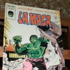 Cómics: LA MASA, EL ESLABON PERDIDO, VOL 3, Nº 39, COMICS VERTICE, COLOR SERIES. 1979. Lote 225543025