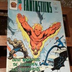 Cómics: 4 FANTASTICOS VOL. 3 Nº 25. ENTRE NOSOTROS SE ESCONDEN LOS INHUMANOS. 1979. Lote 225548920