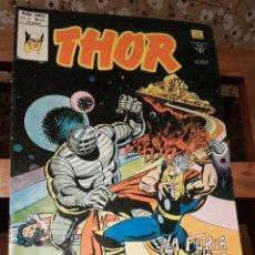 Cómics: THOR VOL. 2 Nº 46 MUNDI COMICS VERTICE MARVEL LA FURIA DEL HEROE DE NAVIDAD. 1979. Lote 225549648