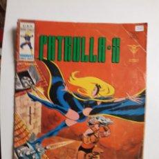 Cómics: PATRULLA X VOLUMEN 3 NÚMERO 4 DE VERTICE COMPLETO PERO MAL ESTADO. Lote 225589730
