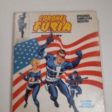 Comics: CORONEL FURIA 17 - VÉRTICE - VOLUMEN 1 - TACO. Lote 225589915