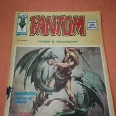 Cómics: FANTOM. TERROR E IMAGINACION.V.2 Nº 8. EDICIONES VERTICE 1974.. Lote 225857111