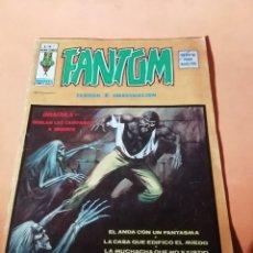 Cómics: FANTOM. TERROR E IMAGINACION.V.2 Nº 7. EDICIONES VERTICE 1974.. Lote 225859181