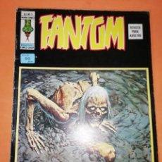 Cómics: FANTOM. VOLUMEN 2 .NUMERO 5 .EDICIONES VERTICE 1973. Lote 225863500