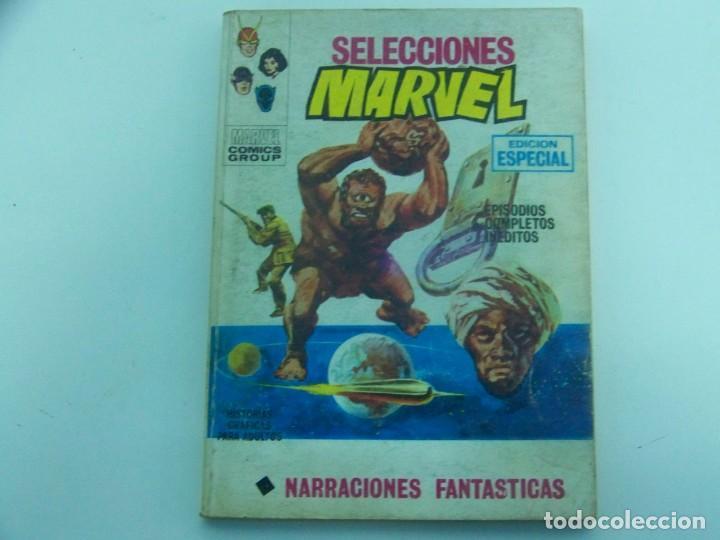 VERTICE SELECCIONES MARVEL VOL.1 Nº 5 (Tebeos y Comics - Vértice - Fleetway)
