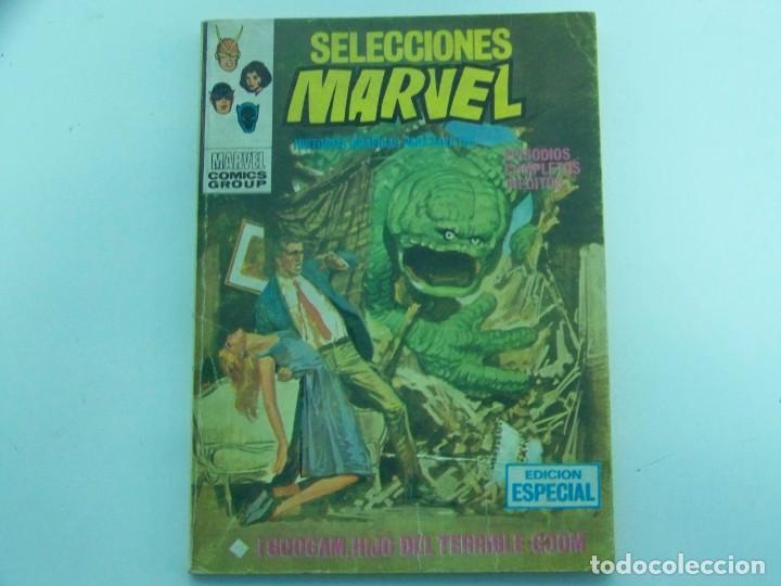 VERTICE SELECCIONES MARVEL VOL.1 Nº 9 (Tebeos y Comics - Vértice - Fleetway)