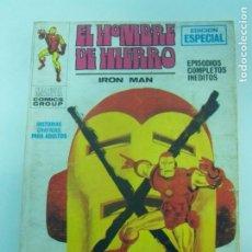 Cómics: VERTICE EL HOMBRE DE HIERRO V VOL. 1 Nº 20. Lote 225904060