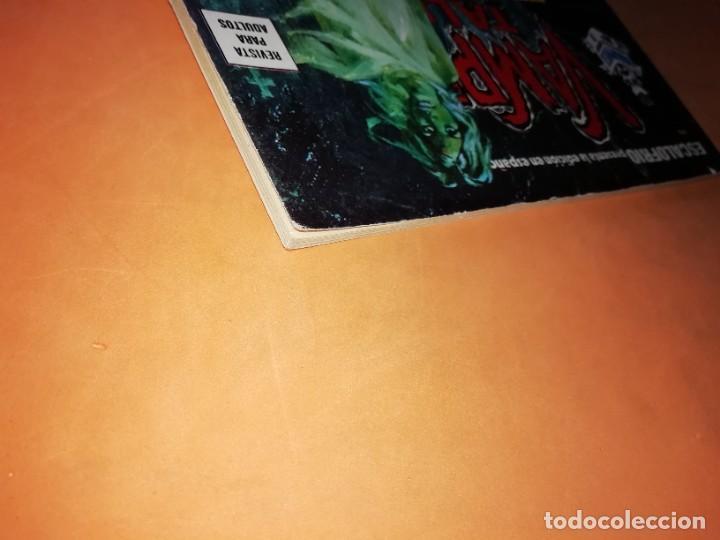 Cómics: ESCALOFRIO Nº 35. VAMPIRE TALES Nº 9 . EDICIONES VERTICE. - Foto 5 - 225987432