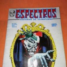 Cómics: ESPECTROS. HISTORIAS DE ULTRATUMBA. A TRAVES DE UN ESPEJO OSCURO. EDICIONES VERTICE 1973. Lote 226001000