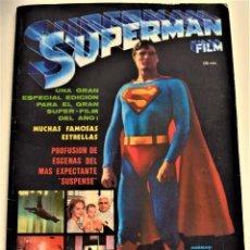 Cómics: SUPERMAN FILM - EDICIONES VÉRTICE - DC COMICS - BUEN ESTADO. Lote 226038730