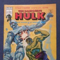Cómics: THE RAMPAGING HULK VOL. 1 # 2 (VERTICE) - 1978. Lote 226052635