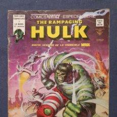 Cómics: THE RAMPAGING HULK VOL. 1 # 3 (VERTICE) - 1978. Lote 226053070