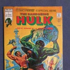 Cómics: THE RAMPAGING HULK VOL. 1 # 6 (VERTICE) - 1979. Lote 226053765