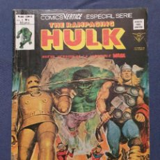 Cómics: THE RAMPAGING HULK VOL. 1 # 9 (VERTICE) - 1979. Lote 226055135