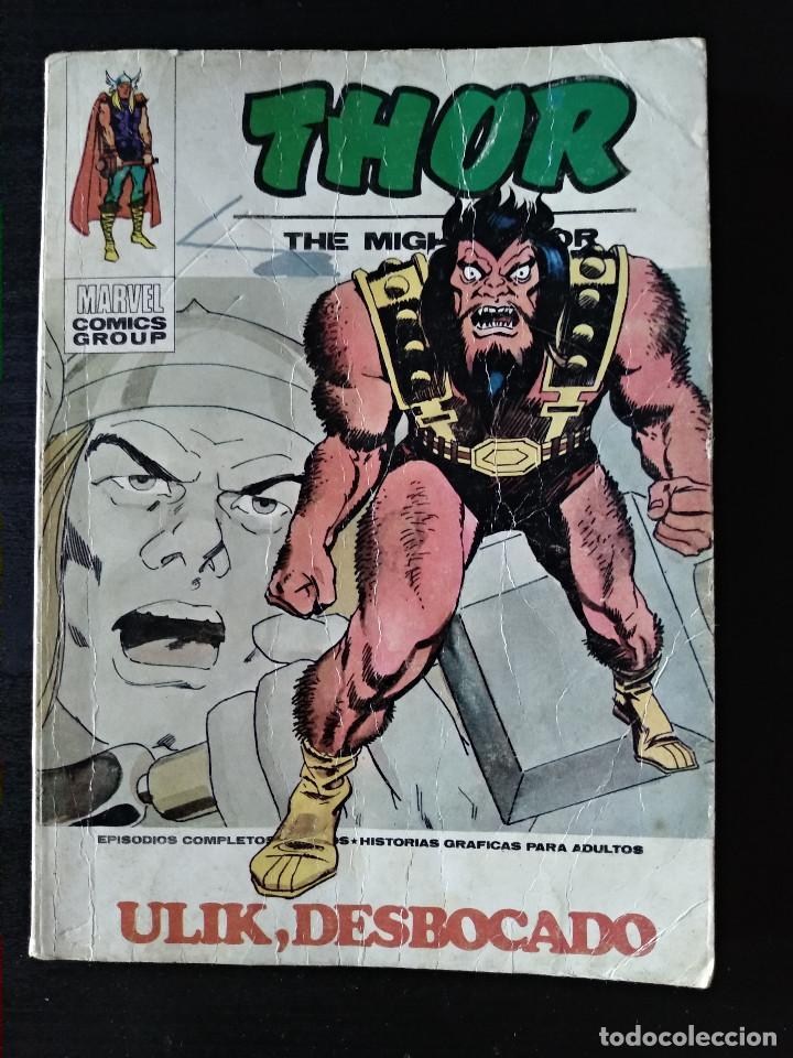 CÓMIC TACO THOR VOL.1 Nº32 (Tebeos y Comics - Vértice - Thor)