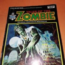 Cómics: ESCALOFRIO. Nº 14. TALES OF THE ZOMBIE. Nº 4. EDICIONES VERTICE.. Lote 226123772