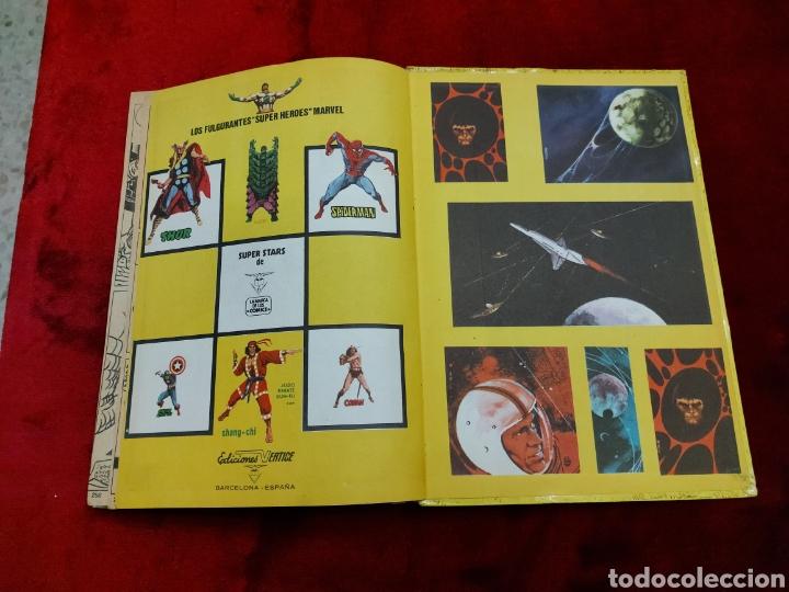 Cómics: RELATOS SALVAJES MUNDOS DESCONOCIDOS TOMO 2 CIENCIA FICCIÓN MUNDI - COMICS VERTICE ANTOLOGÍA DEL COM - Foto 24 - 226128550