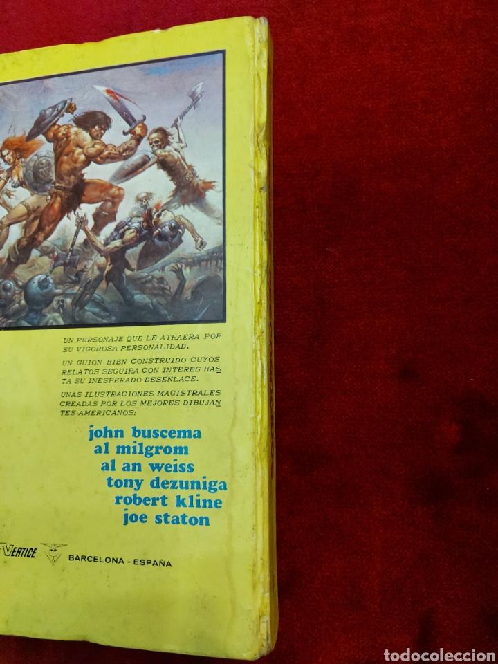 Cómics: RELATOS SALVAJES MUNDOS DESCONOCIDOS TOMO 2 CIENCIA FICCIÓN MUNDI - COMICS VERTICE ANTOLOGÍA DEL COM - Foto 25 - 226128550