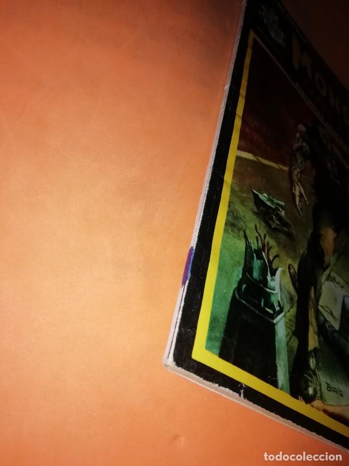 Cómics: ESCALOFRIO. Nº 37. MONSTERS UNLEASHED. Nº 10 . EDICIONES VERTICE. - Foto 2 - 226130073