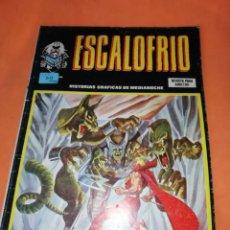 Cómics: ESCALOFRIO. Nº 57. ESPEJO DE JUICIO . EDICIONES VERTICE.. Lote 226230630