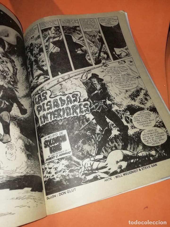 Cómics: RELATOS SALVAJES. KULL EL CONQUISTADOR. JINETES DE MAS ALLA. VOL 1 Nº 71. 1978. VERTICE - Foto 4 - 226302900