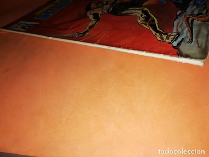 Cómics: RELATOS SALVAJES. KULL EL CONQUISTADOR. JINETES DE MAS ALLA. VOL 1 Nº 71. 1978. VERTICE - Foto 3 - 226302900