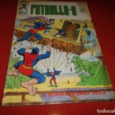 Cómics: PATRULLA X VOL. 3 Nº 9 - VERTICE. Lote 226369310