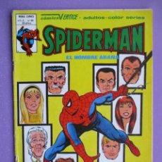 Cómics: SPIDERMAN Nº 60 VERTICE VOLUMEN 3 ¡¡¡¡BUEN ESTADO Y DIFICIL !!!!. Lote 226369545