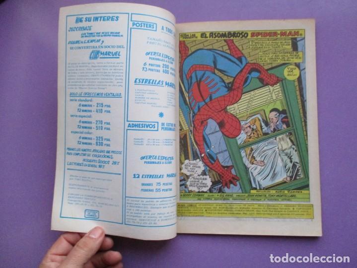 Cómics: SPIDERMAN Nº 60 VERTICE VOLUMEN 3 ¡¡¡¡BUEN ESTADO Y DIFICIL !!!! - Foto 4 - 226369545