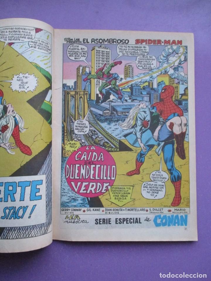 Cómics: SPIDERMAN Nº 60 VERTICE VOLUMEN 3 ¡¡¡¡BUEN ESTADO Y DIFICIL !!!! - Foto 6 - 226369545