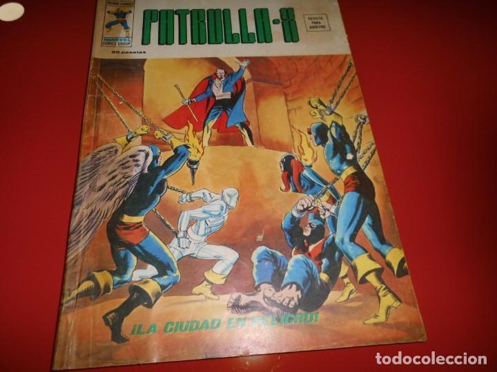 PATRULLA X VOL. 3 Nº 11 - VERTICE (Tebeos y Comics - Vértice - Patrulla X)