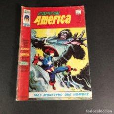 Cómics: VERTICE MUNDI-COMICS VOL. 3 CAPITAN AMERICA Nº 18. Lote 226419672