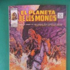 Cómics: EL PLANETA DE LOS MONOS RELATOS SALVAJES V. 2 Nº 14 EDICIONES VERTICE. Lote 226458337