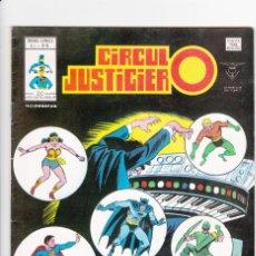Cómics: CIRCULO JUSTICIERO. NÚMERO 6 . MUNDI COMICS. EDICIONES VERTICE. BUEN ESTADO. AÑO 1978. Lote 226625520