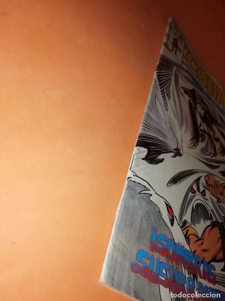 Cómics: CONAN EL BARBARO . VOL 2. Nº 36. SOMBRAS SUSURRANTES. EDICIONES VERTICE. - Foto 3 - 226633030