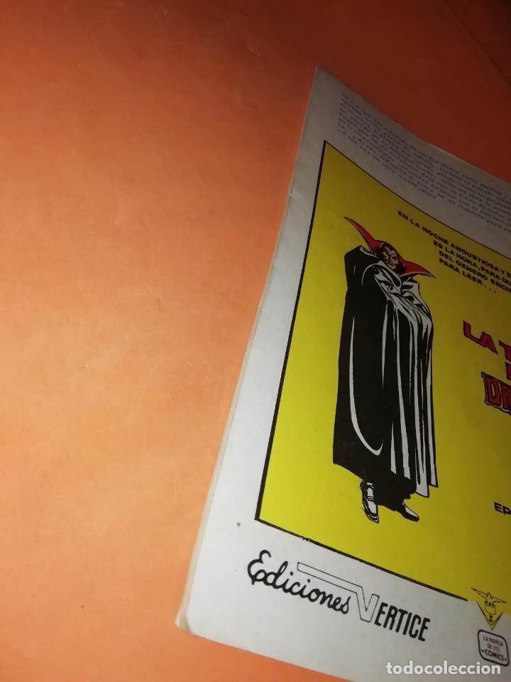 Cómics: CONAN EL BARBARO . VOL 2. Nº 36. SOMBRAS SUSURRANTES. EDICIONES VERTICE. - Foto 4 - 226633030