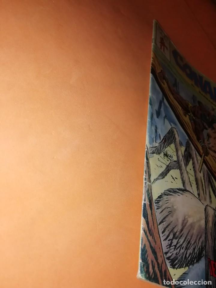 Cómics: CONAN EL BARBARO . VOL 2. Nº 34. el diablo tiene muchas patas. EDICIONES VERTICE. - Foto 3 - 243261750