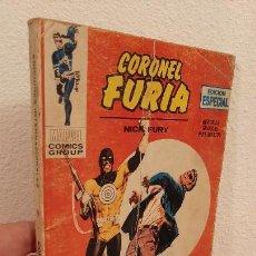 Cómics: COMIC TACO CAPITAN FURIA MARVEL COMICS EL ASESINATO DE NICK FURY Nº 8. Lote 226660415