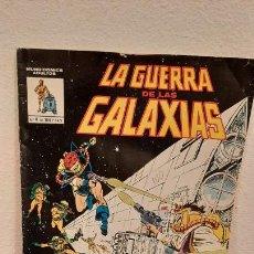 Cómics: COMIC MUNDI COMICS LA GUERRA DE LAS GALAXIAS Nº 8 VERTICE DUELO ESTELAR 1981. Lote 226662820
