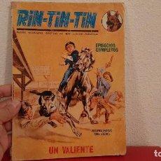 Cómics: COMIC RIN TIN TIN VÉRTICE- Nº 11 UN VALIENTE Y OTRAS HISTORIETAS 1972 RINTINTIN. Lote 226675457