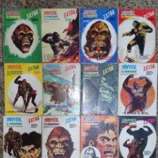 Comics: MYTEK EL PODEROSO EXTRA VOL. 1 (COLECCION COMPLETA) (VERTICE 1967). Lote 226984495